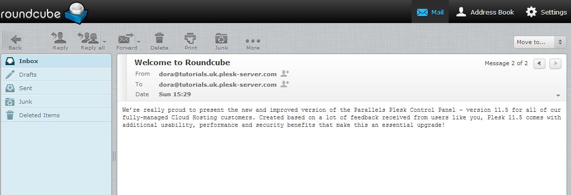 Secure webmail hosting with Roundcube and Horde - Layershift