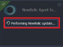 Perform New Relic update on Jelastic