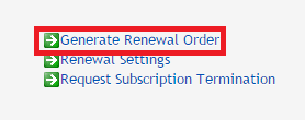 .uk domain generate renewal order